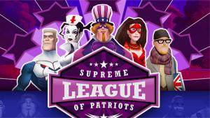 Supreme League of Patriots | oprainfall