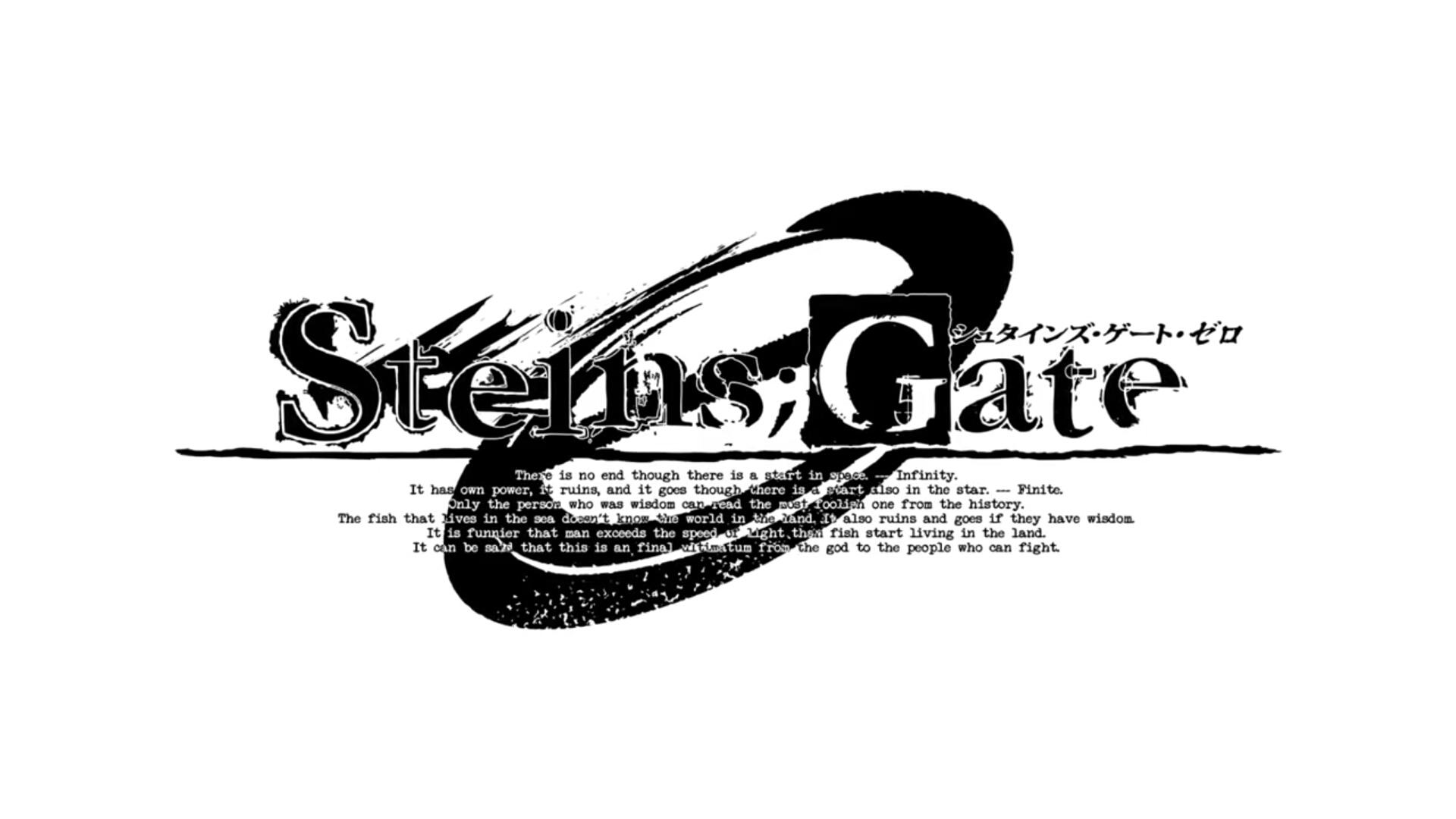 Sequel To Steins Gate Announced