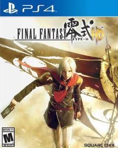 Final Fantasy Type-0 HD | oprainfall