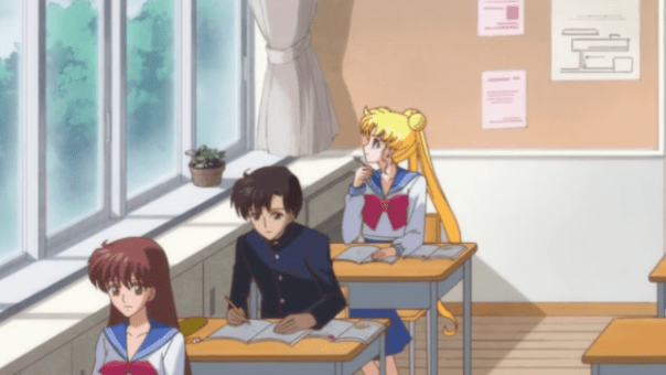 Sailor Moon Crystal Episodes 12, 13, & 14 | Always that seat