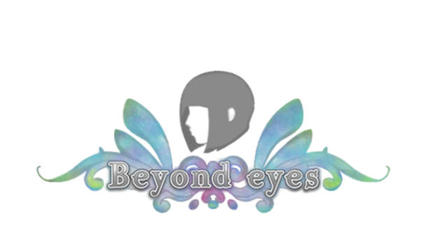 Beyond Eyes - Logo | oprainfall