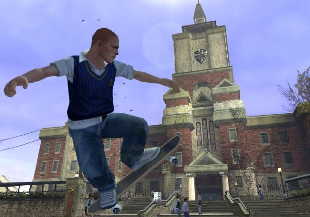 Top Ps2 Games | Bully