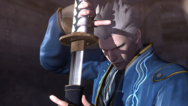 Devil May Cry 4: Special Edition Vergil