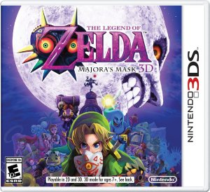 Majora's Mask 3D | Box