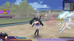 Neptunia Action Unleashed Noire