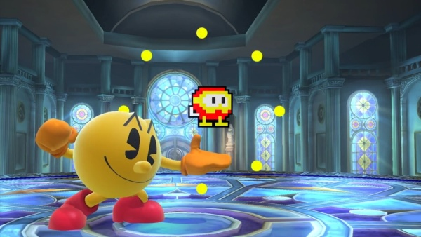 Pac-Man in Super Smash Bros. | Bandai Namco Opens Rights to Old IPs