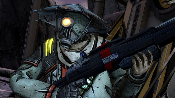 Tales from the Borderlands | Captor