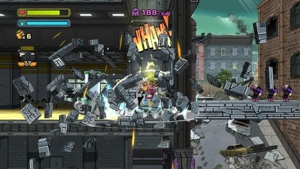 Sega and Game Freak's new game: TEMBO THE BADASS ELEPHANT