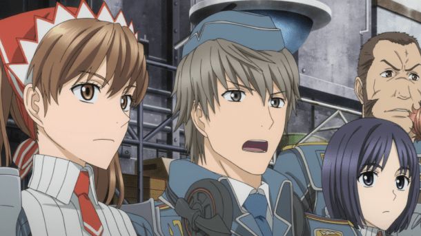 Building Character | Valkyria Chronicles - Welkin Gunther