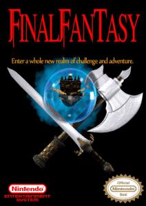 Final Fantasy | oprainfall