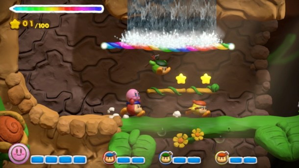 Kirby and the Rainbow Curse | Multiplayer