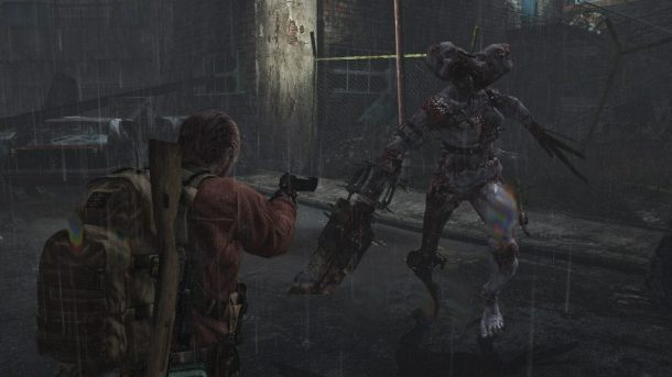 Resident Evil Revelations 2 | Action Screenshot