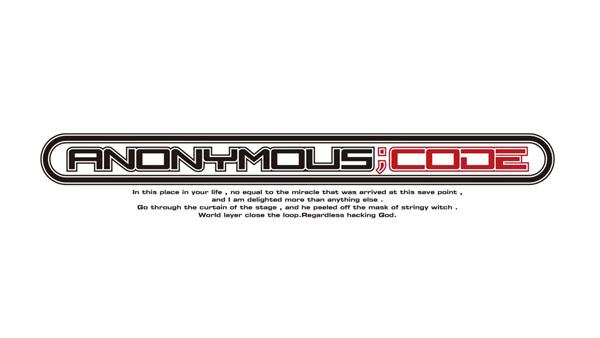 Anonymous;Code