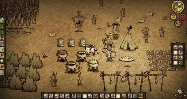 Don't Starve Together | Base