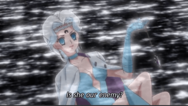 Sailor Moon Crystal Episodes 15-18 | Elsa, is that you?