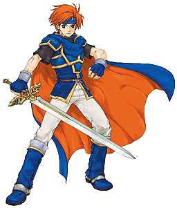 Fire Emblem - Roy | oprainfall