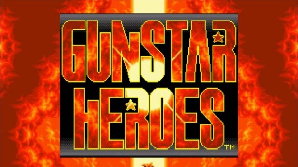 Gunstar Heroes is one of three 3D Classics slated for this summer