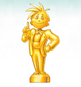 Limited Edition Gold Nester amiibo!  Pre-order today and discover the Power inside!