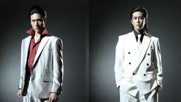 Yakuza Play | Kiryu and Nishikiyama