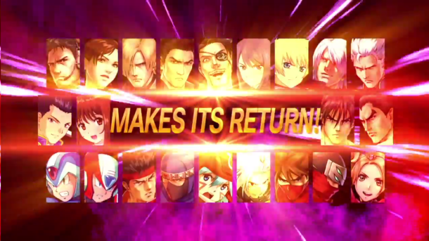 Project X Zone 2 - Returns