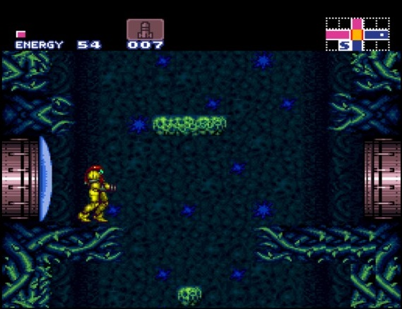 Super Metroid | Samus in the Jungle