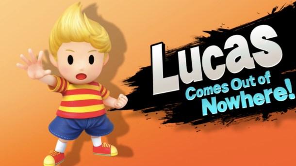 Smash Bros. | Lucas