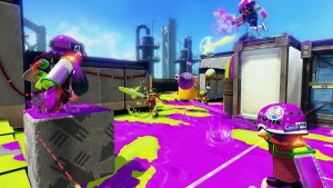 Splatoon Ranked Battle 01