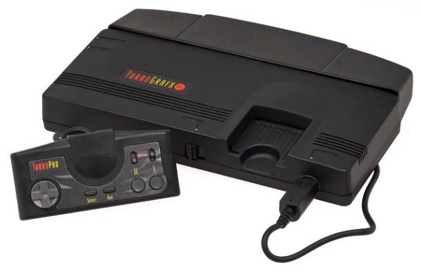 TurboGrafx 16 Console | oprainfall