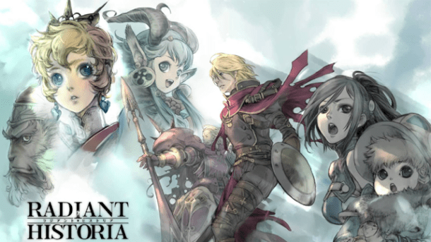 Radiant Historia - Feature