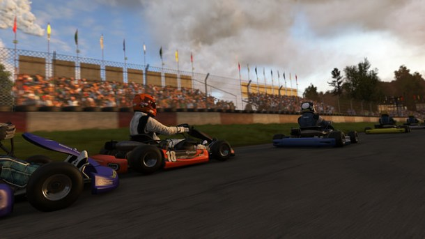 Project CARS | Go Kart Racing