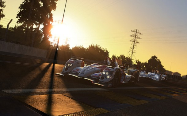 Project CARS | Racing Into Sunset