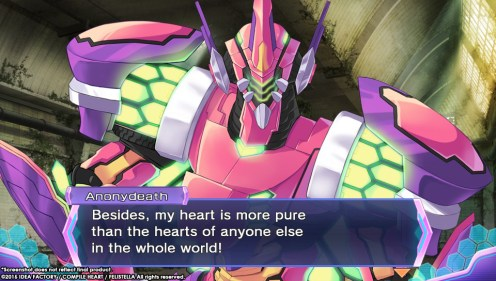 Hyperdimension Neptunia Re;Brith 3 | Screenshot 9