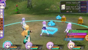 Hyperdimension Neptunia Battle 3