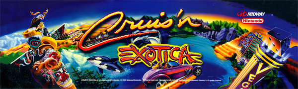Month of May I-Cruis'n Exotica