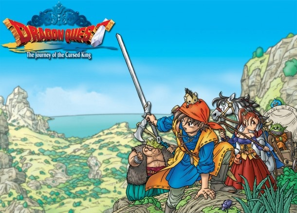Dragon Quest VIII: No 3D Required