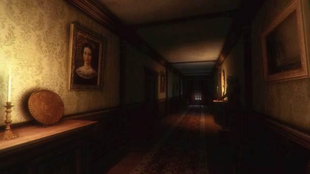 House of Caravan | Long Creepy Corridors