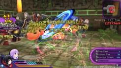 Neptunia U |Attack