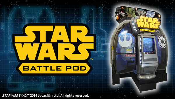 Star Wars Battle Pod Standard