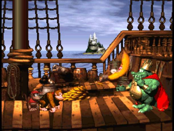 Donkey Kong Country | King K. Rool