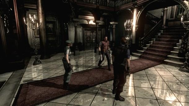 Resident Evil Remake - Capcom | oprainfall