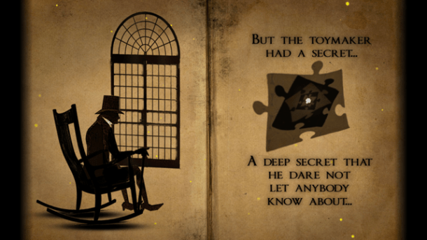 Rooms: The Unsolvable Puzzle | Story
