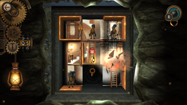 Rooms: The Unsolvable Puzzle | Explosion with Bomb