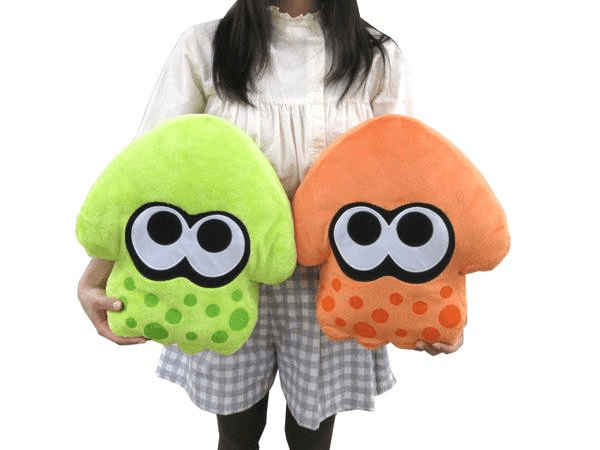 Splatoon Pillows | Front