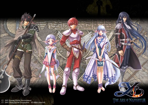 Ys: The Ark of Napishtim | oprainfall