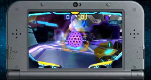 Metroid Prime: Federation Force | Blastball 3DS