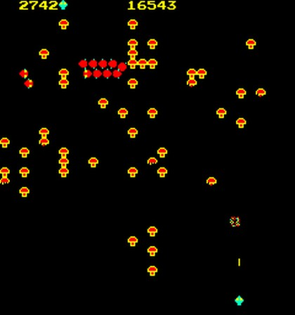 Video Game Hall of Fame | Centipede