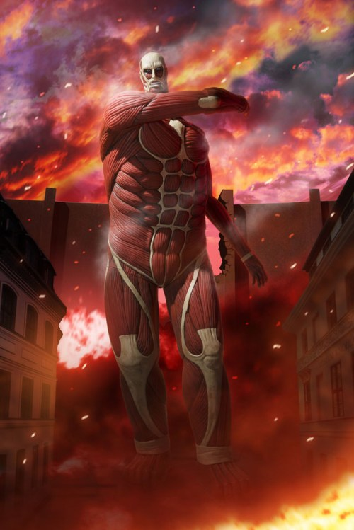 Colossal Titan | oprainfall