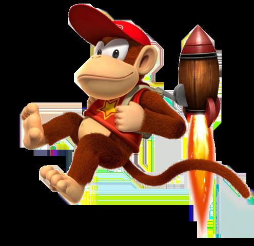 Diddy Kong Trademark Rumor