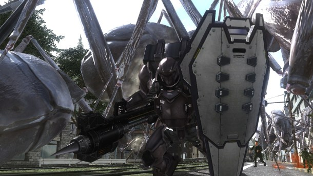 Earth Defense Force 4.1 |  Ready for Action