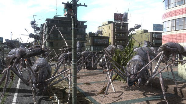 Earth Defense Force 4.1: The Shadow of New Despair |  oprainfall